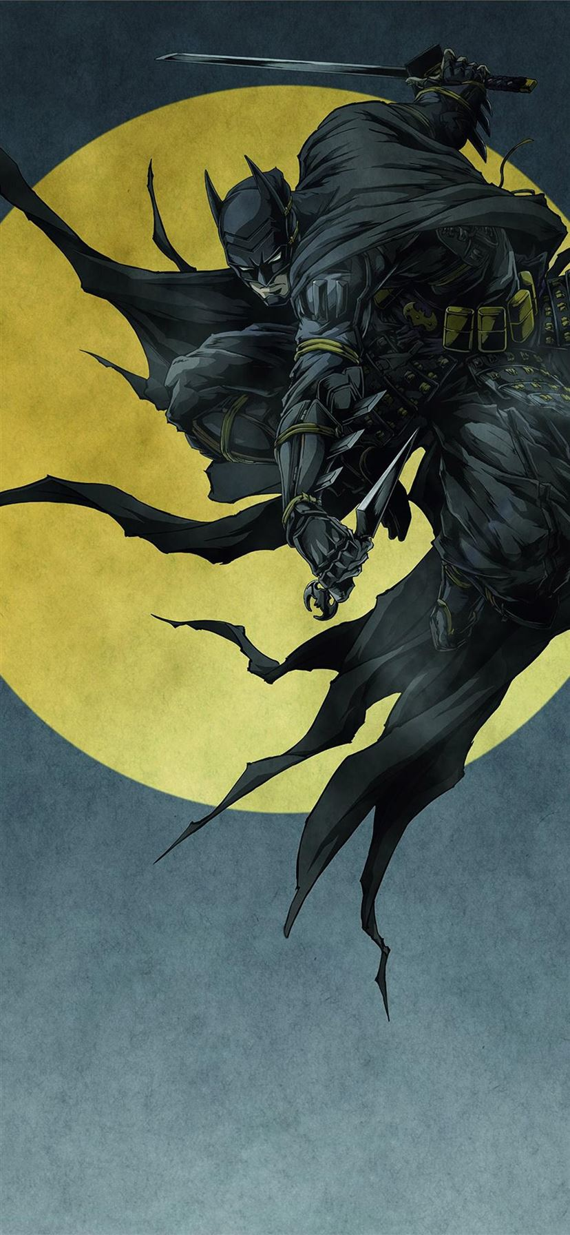 19 Batman Ninja On Afari Iphone 11 Wallpapers Free Download