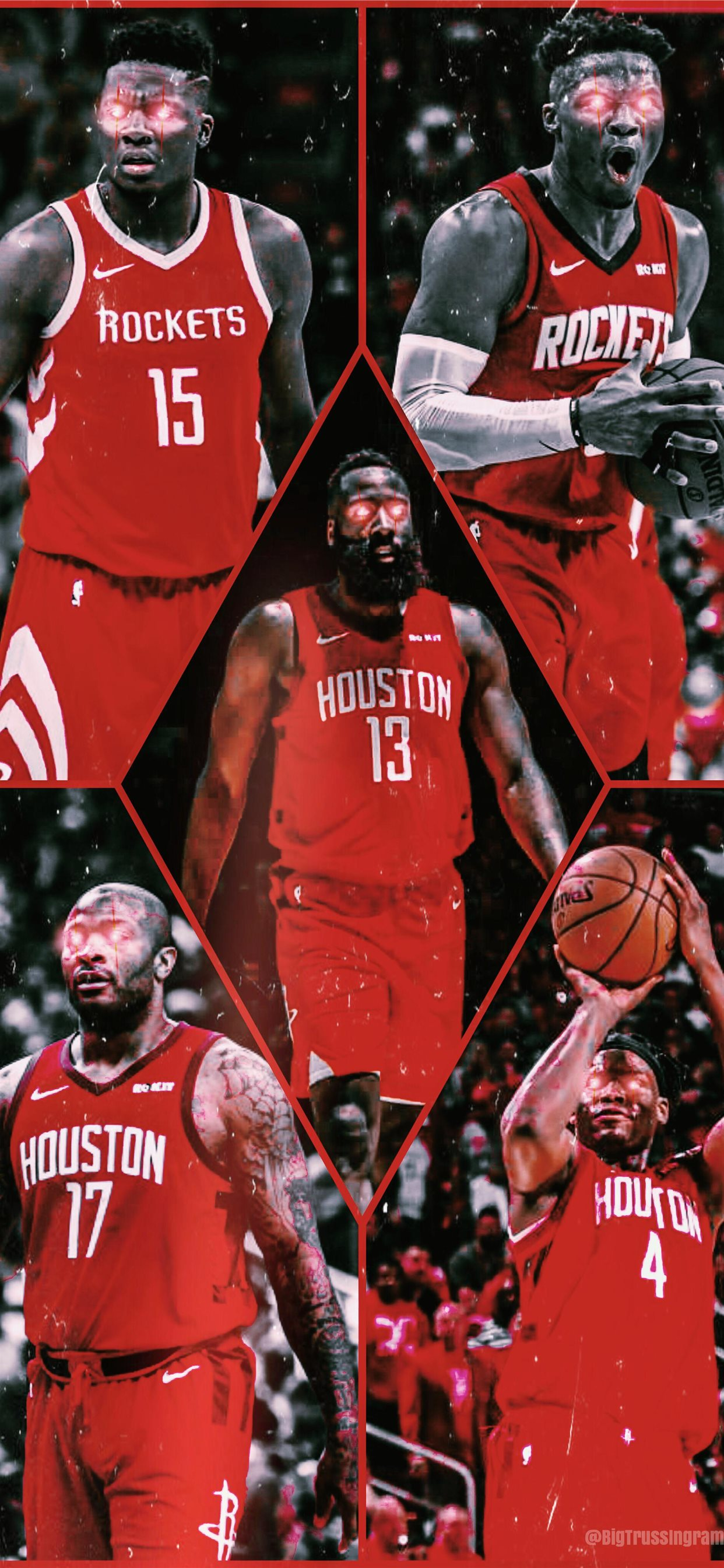I Made Bigtrussingram On Twitter Rockets Iphone Wallpapers Free Download