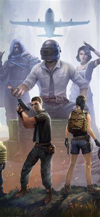 2020 pubg game 8k iPhone 11 wallpaper