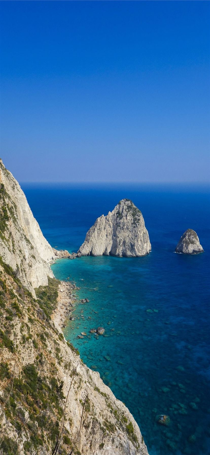 Navagio Beach iPhone 11 Wallpapers Free Download