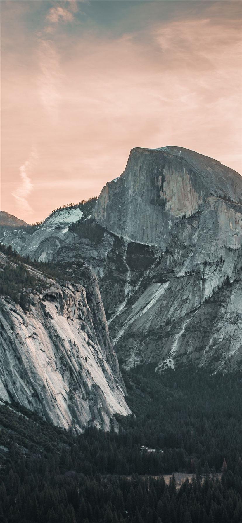 Yosemite Valley 4k 5k Sony Xperia X Xz Z5 Premium Iphone 11 Wallpapers Free Download
