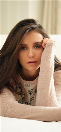 nina dobrev dior iPhone 11 wallpaper