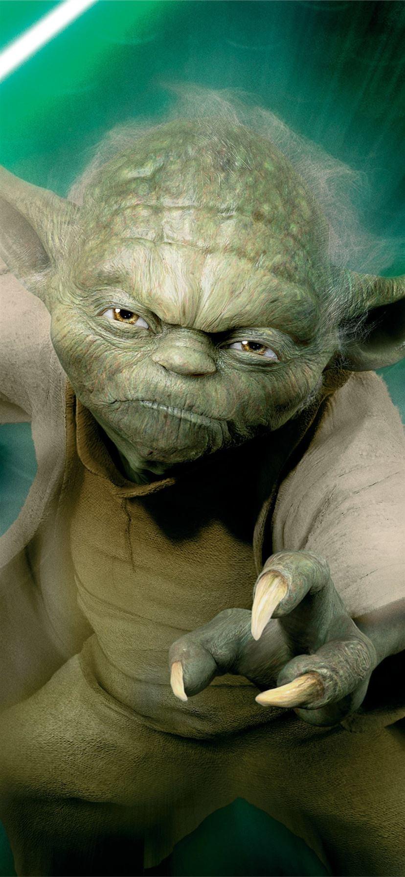 Yoda Star Wars 4k Iphone 11 Wallpapers Free Download