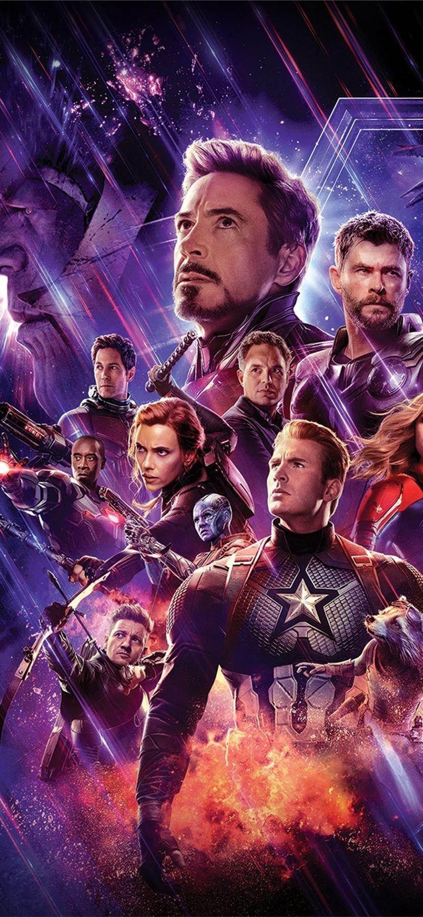 Disney Plus Avengers Endgame 4k Iphone 11 Wallpapers Free Download