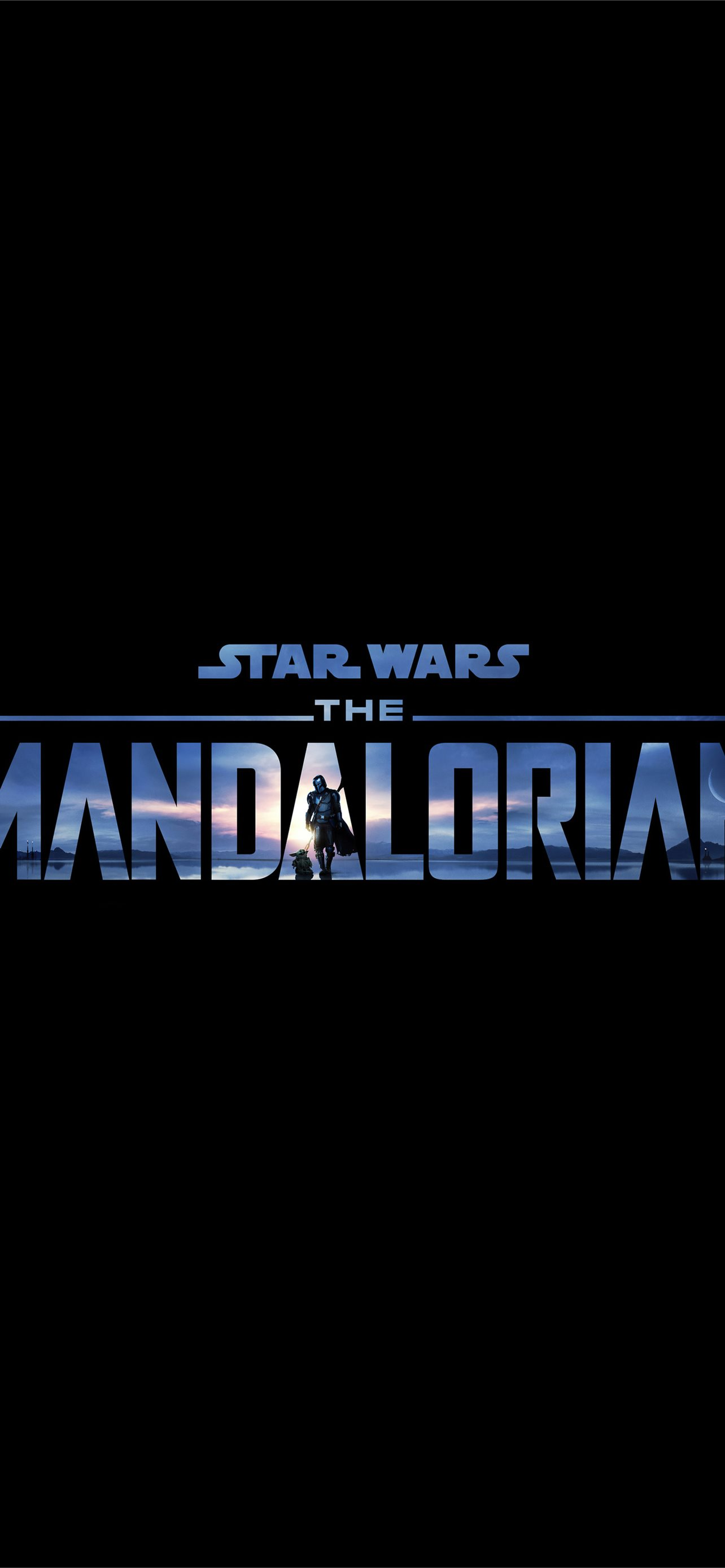 Star Wars The Mandalorian Official Iphone 12 Wallpapers Free Download