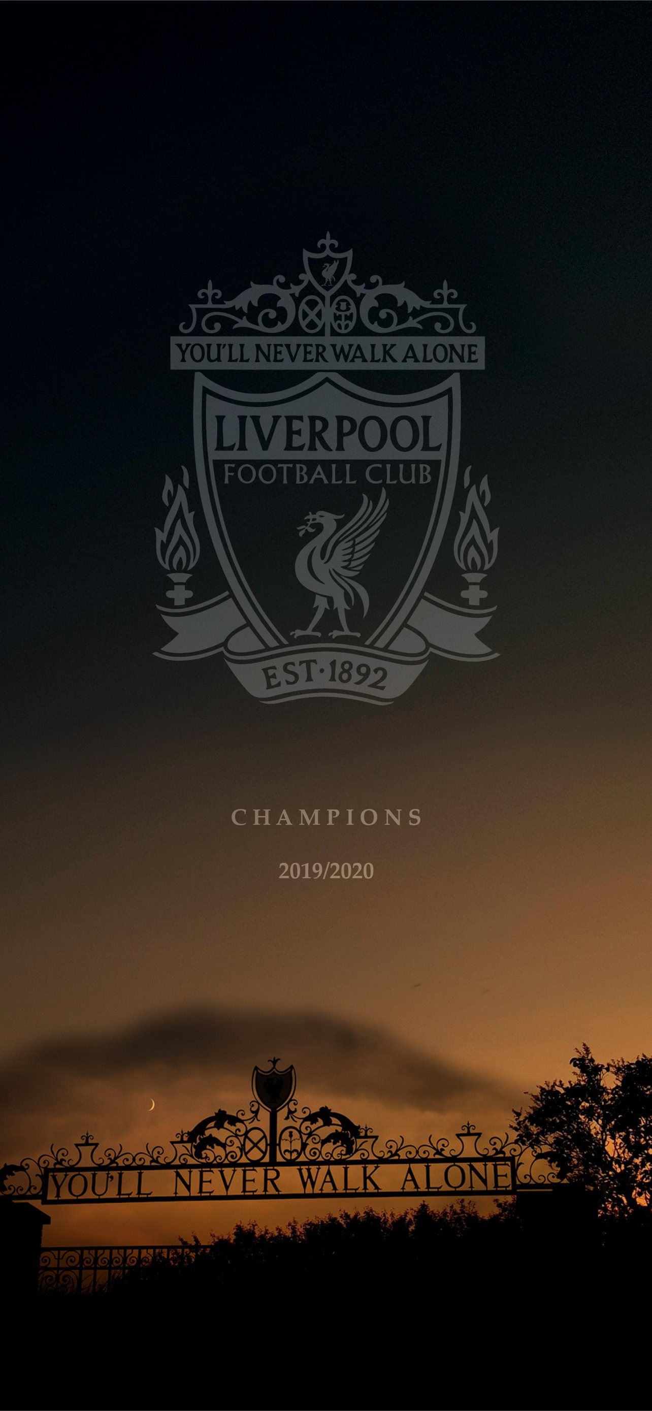 Liverpool Fc Iphone Wallpapers Free Download