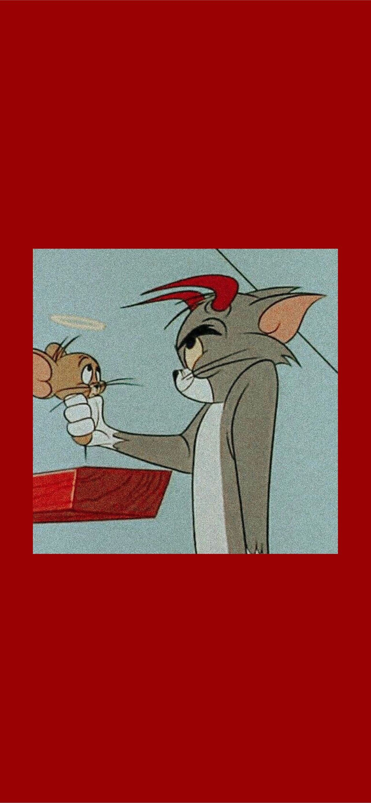 tom and jerry iPhone Wallpapers Free ...