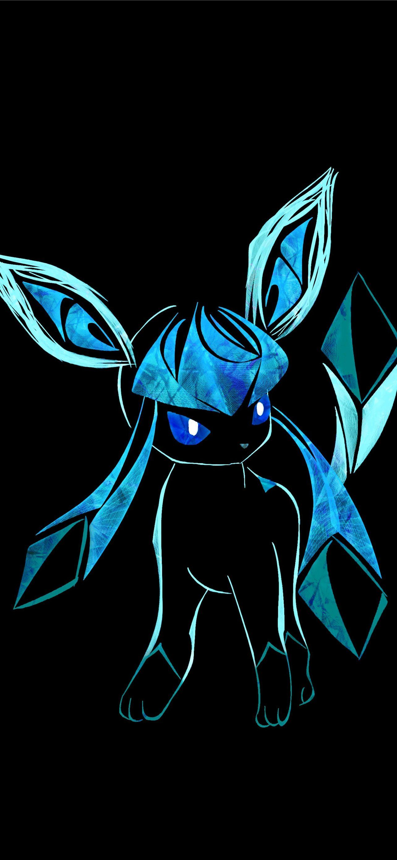 Glaceon Hd Iphone Wallpapers Free Download