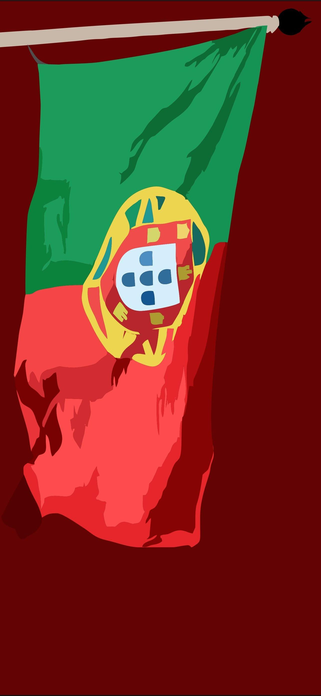 Portugal Flag Iphone Wallpapers Free Download
