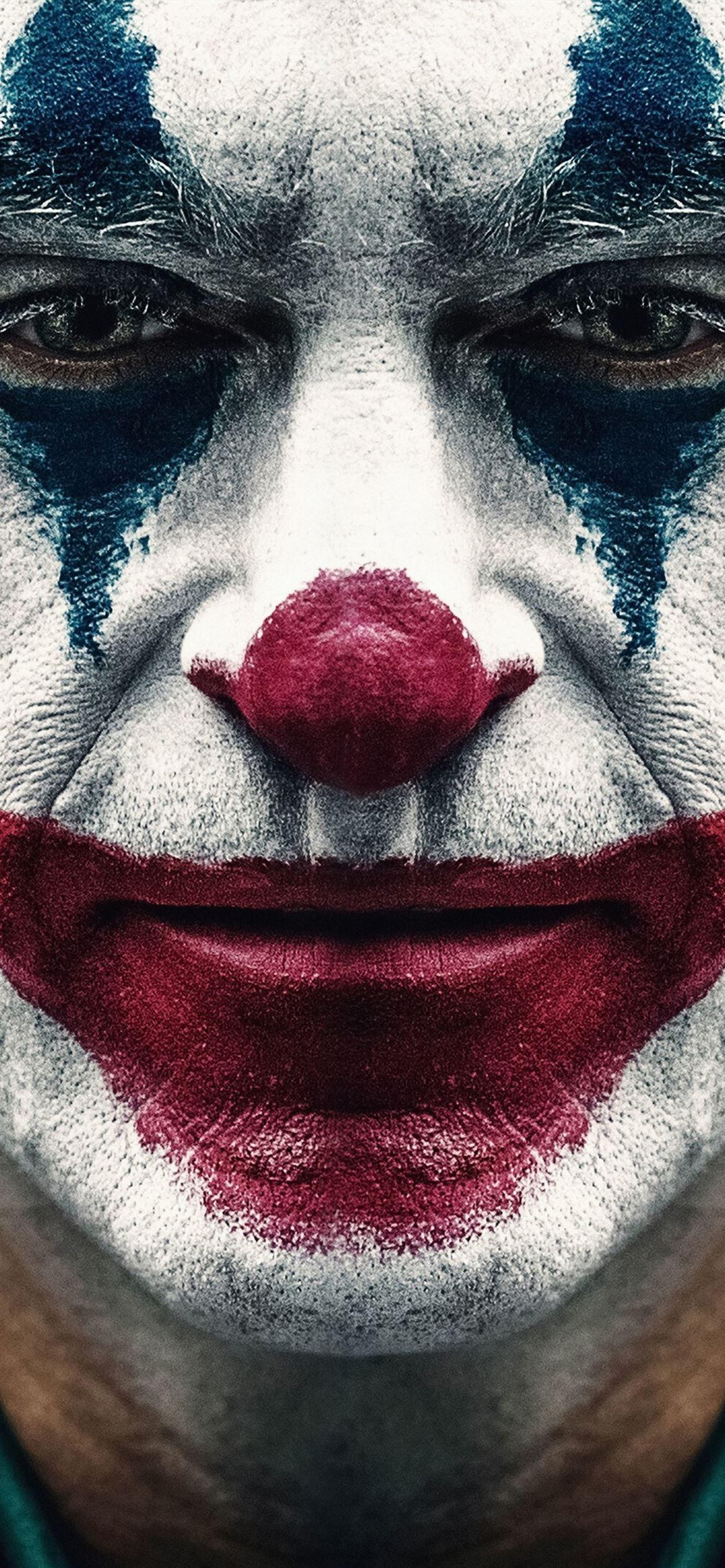 Joker 2019 Joaquin Phoenix Clown Iphone 12 Wallpapers Free Download