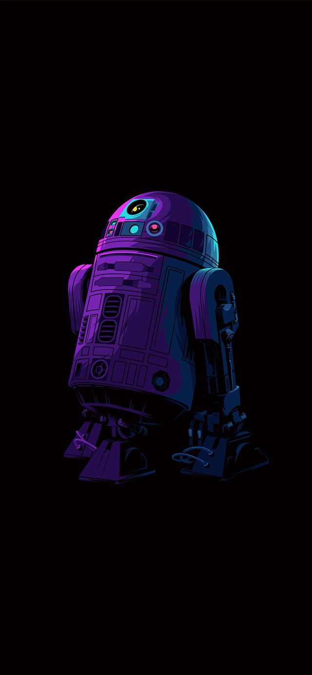 r2dr minimalism iPhone 12 wallpaper