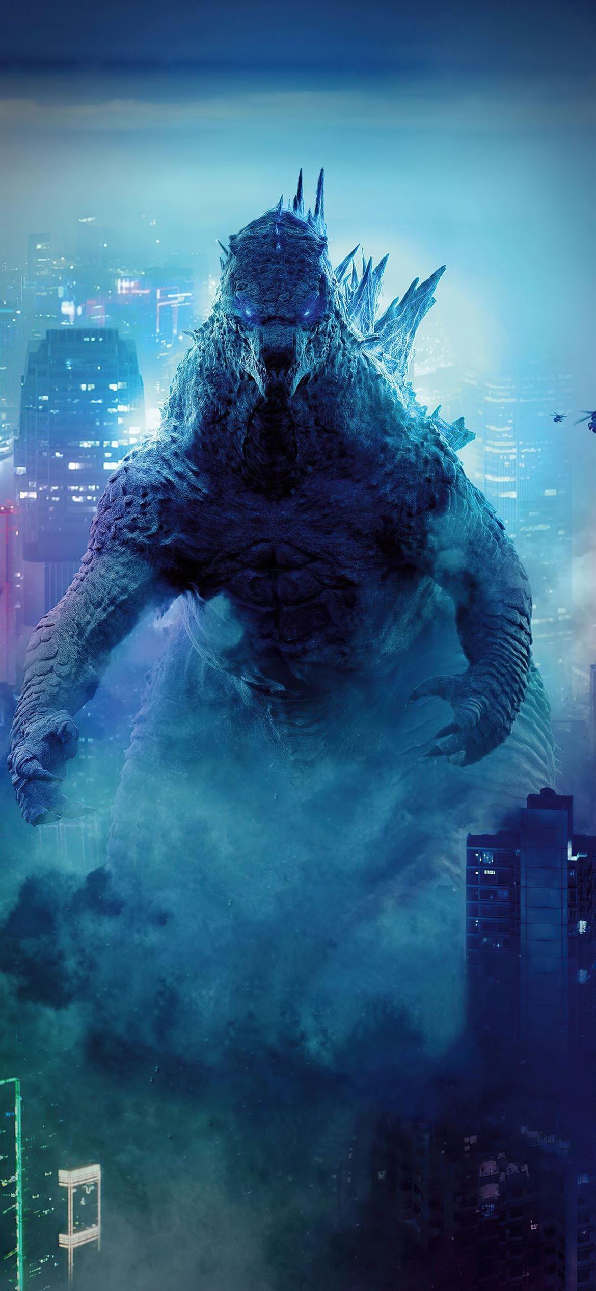 Best Godzilla vs kong iPhone 10 HD Wallpapers   iLikeWallpaper