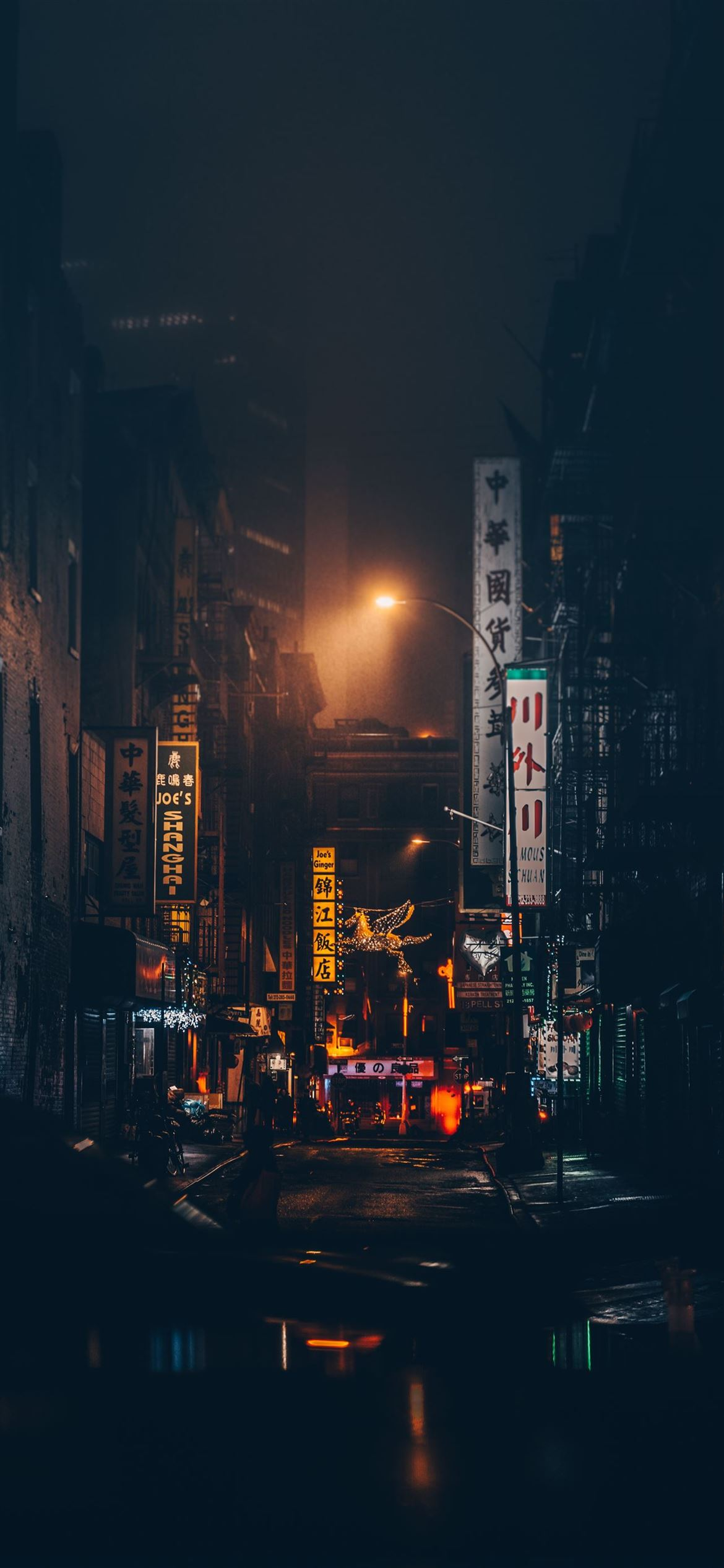 Chinatown New York United States Iphone 12 Wallpapers Free Download