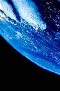 Our Blue Planet iPhone 4s wallpaper