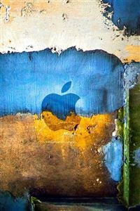 Apple Color Style iPhone 4s wallpaper
