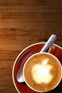 Icoffee iPhone 4s wallpaper