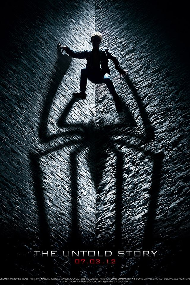 Wonderful The Amazing Spider Man 4 IPhone 4s Wallpaper