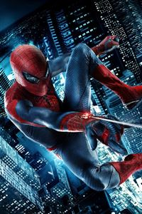 The Amazing Spiderman 2 iPhone 4s wallpaper