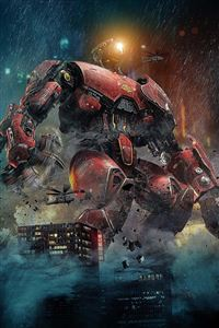 Pacific Rim iPhone 4s wallpaper
