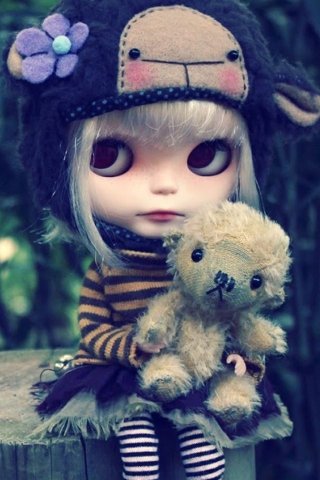 Cute Doll Iphone 4s Wallpaper Download Iphone Wallpapers Ipad