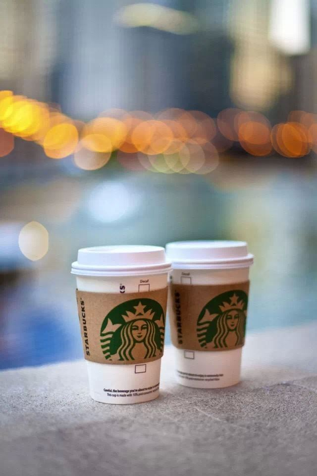 Starbucks iPhone 4s wallpaper