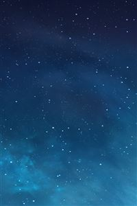 Ios 7 Galaxy iPhone 4s wallpaper