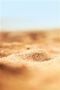 Sand Macro iPhone 4s wallpaper