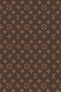 Louis Vuitton Print iPhone 4s wallpaper