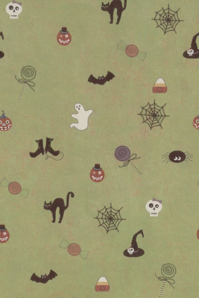 Halloween Background iPhone 4s wallpaper
