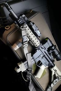 Firearms iPhone 4s wallpaper