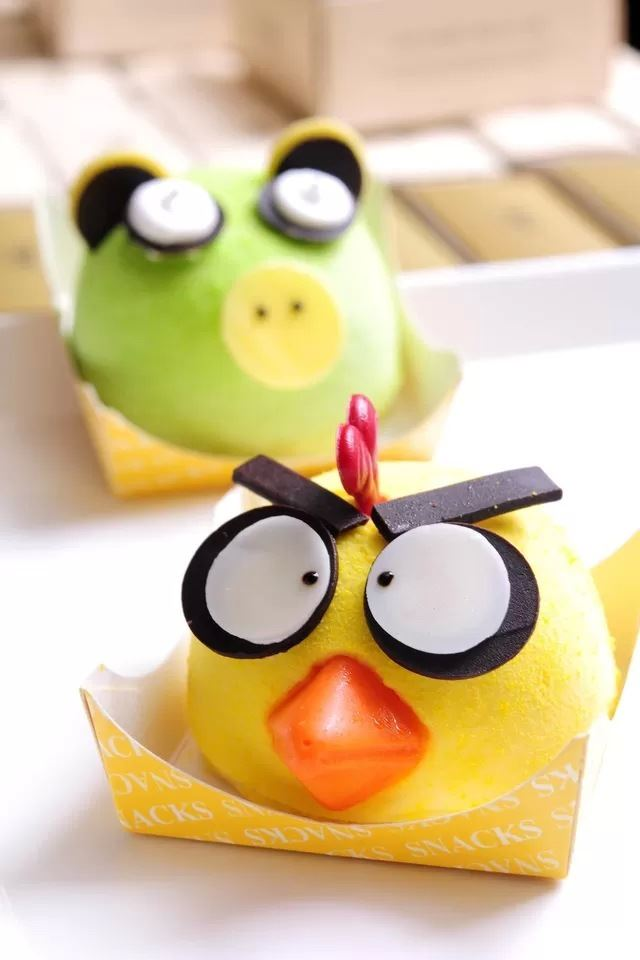 Angry Birds Desserts Iphone 4s Wallpaper Download Iphone
