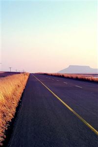 Open Road Photography iPhone 4s wallpaper