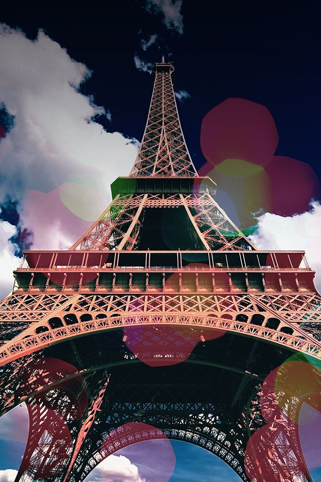 Eiffel Dream Iphone 4s Wallpapers Free Download