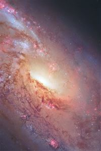 Messier Space iPhone 4s wallpaper