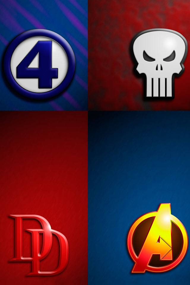 Marvel Comics  iPhone 4s wallpaper