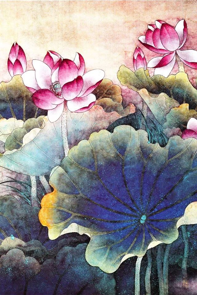 Lotus iPhone 4s wallpaper