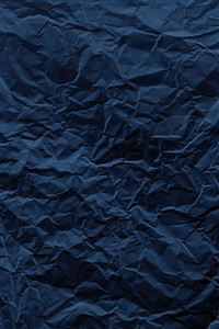Paper Creased Blue Texture iPhone 4s wallpaper