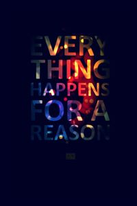 693 49 Everything Happens For A Reason IPhone 4s Wallpaper