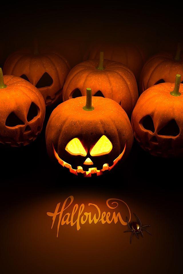 Happy Halloween Iphone 4s Wallpapers Free Download
