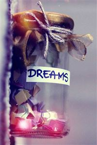 Dreams In A Jar iPhone 4s wallpaper