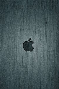 Apple Wood iPhone 4s wallpaper