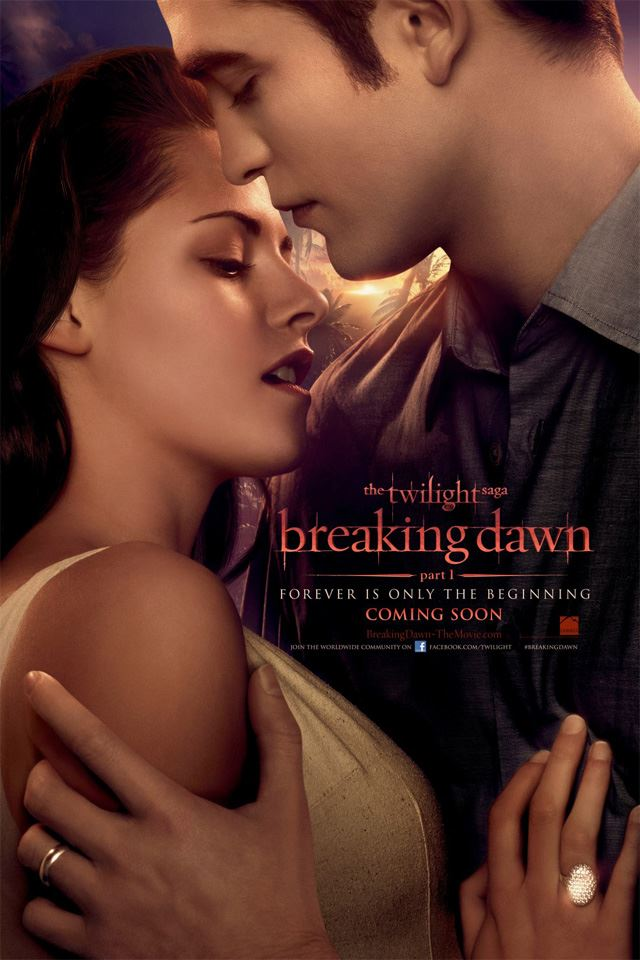 Twilight Saga Breaking Dawn iPhone 4s wallpaper