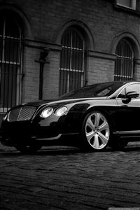 Bentley Continental iPhone 4s wallpaper