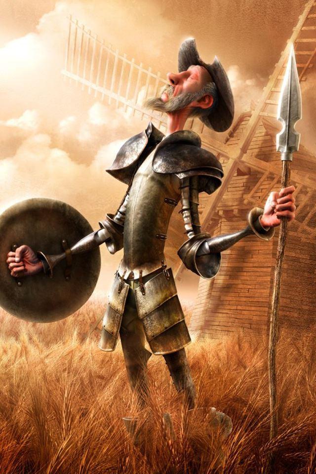 Смешная картинка рыцари, поздравление днем рождения