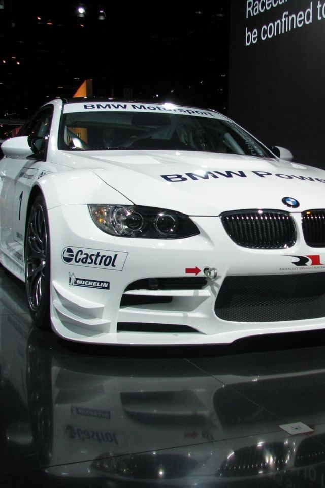 Bmw M3 Gt2 Iphone 4s Wallpapers Free Download