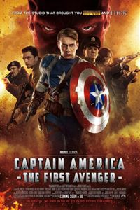 Captain America The First Avenger iPhone 4s wallpaper