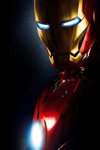 Ironman iPhone 4s wallpaper