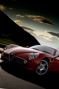 Alfa Romeo iPhone 4s wallpaper