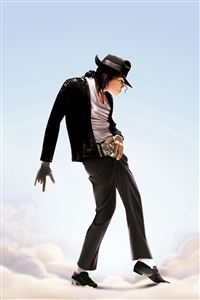 Michael Jackson iPhone 4s wallpaper