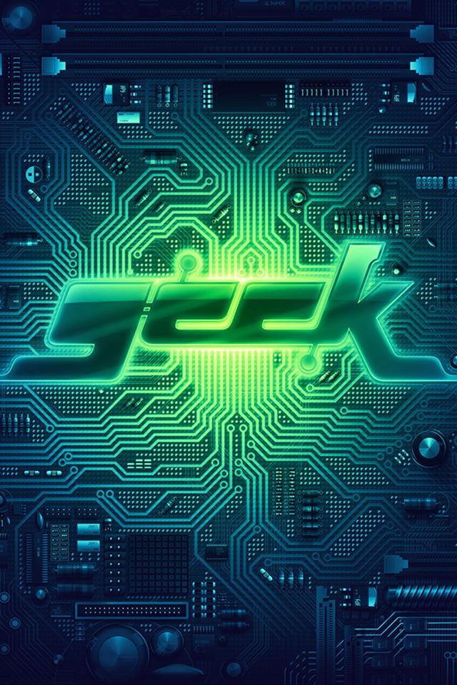 Geek Board iPhone 4s wallpaper